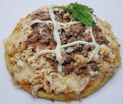 Pizza Low Carb De Frango A Bolonhesa 230g (1 Unidade)