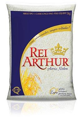 Arroz Rei Arthur Arroz Nobre 5kg