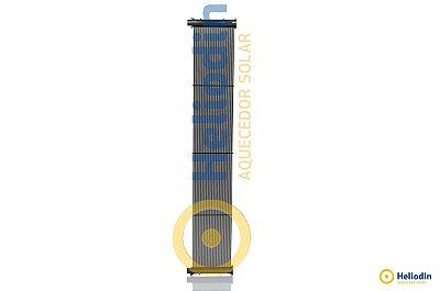 Coletor Solar para Piscinas de 0.67M² - AVULSO - Helioflow H2