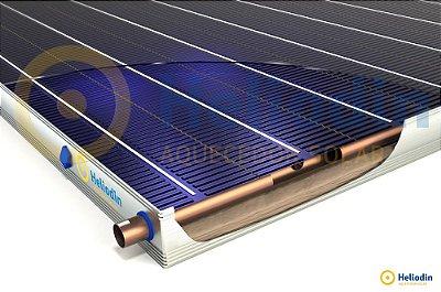 Placa Solar Para Banho de 1M² - HD10 PRO