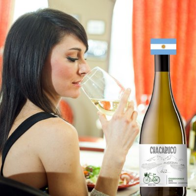 CHACABUCO CHARDONNAY 750ML - ARGENTINA