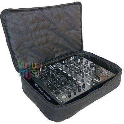 Bag Em Nylon Para Mixer 4 Canais e Cdj Grande Com Alca