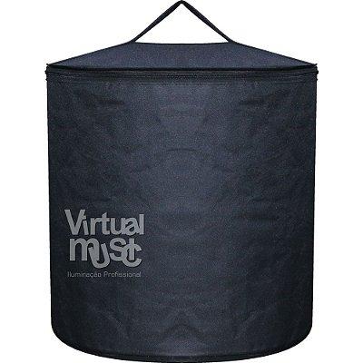Bag Em Nylon Para Globo Espelhado 40cm Com Alca