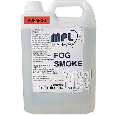 Liquido Para Maquina De Fumaca Galao 5 Litros Profissional