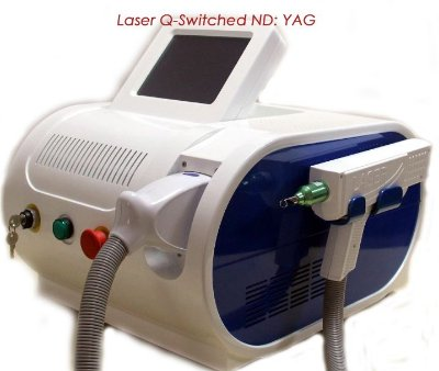 Laser Q-Switched ND: YAG