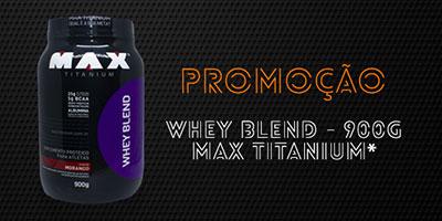 Whey Blend - Promoção