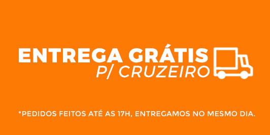Entrega Grátis - Cruzeiro