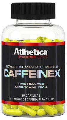 Caffeinex - 60 Cápsulas - Atlhética