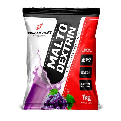 Malto Dextrin - 1kg Body Action