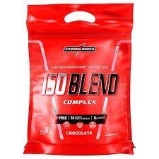 Iso Blend - 1,8kg -Integralmedica