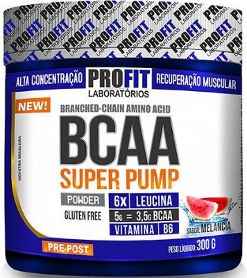 Bcaa Super Pump- Profit
