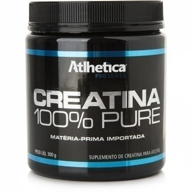 Creatina 100% Pure- Atlhetica Nutrition