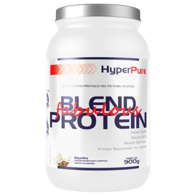 Blend Fabulous Protein- HyperPure