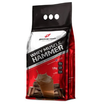 Whey Muscle Hammer - 1,8 kg - Body Action