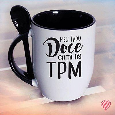 Caneca de Colher - Doce TPM