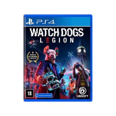 Watch Dogs Legion (PS4) (PS5)