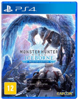 Monster Hunter World Iceborne - Master Edition (PS4)