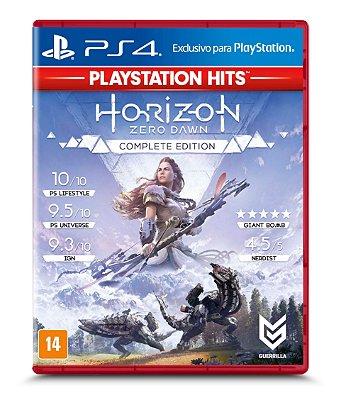 Horizon Zero Dawn Complete Edition - Playstation Hits (PS4)