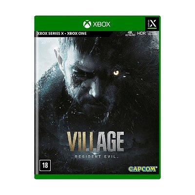 Resident Evil 8 Village (Xbox One) (Xbox Series X)