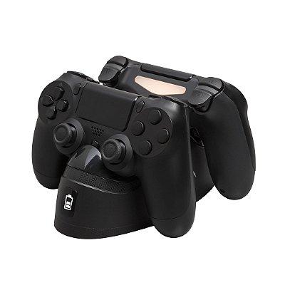HyperX ChargePlay Duo - Carregador Duplo Para Controle De PS4