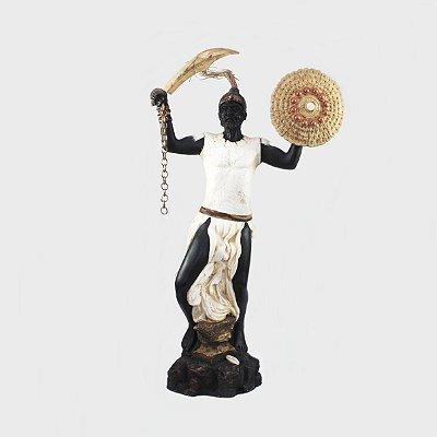 Orixá Ogum (Grande marfim)