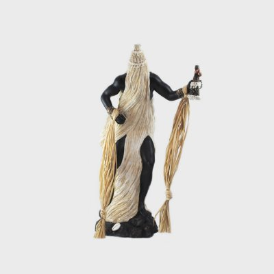 Orixá Obaluaiê (Grande marfim)