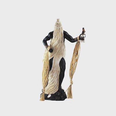 Orixá Omolu (Grande marfim)