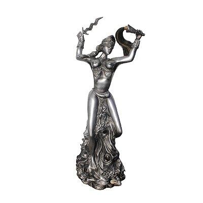Orixá Iansã (Grande prata)