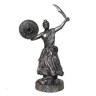 Orixá Ogum (Médio prata)