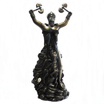 Orixá Xangô (Grande Bronze)