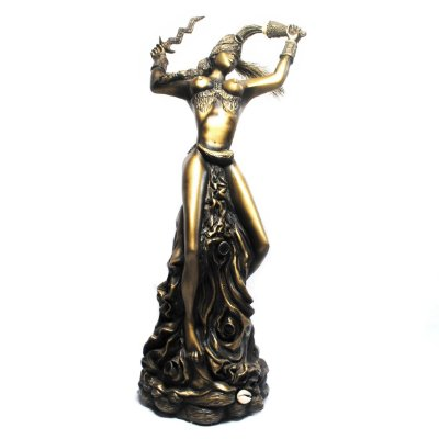 Orixá Iansã (Grande bronze)