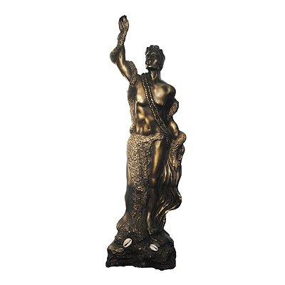 Orixá Oxumarê (Grande Bronze)