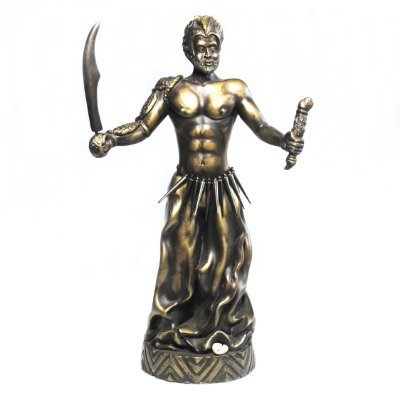 Orixá Xoroquê (Médio Bronze)