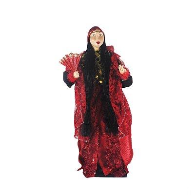 Cigana Lunara Vermelha (Média)