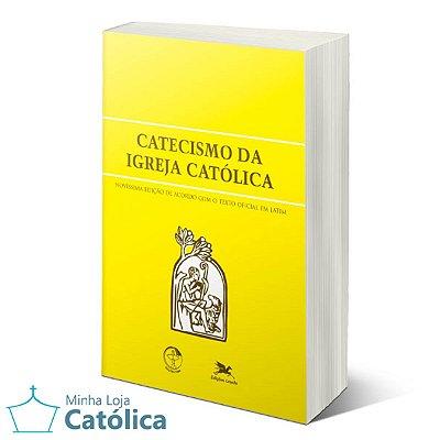 Catecismo da Igreja Católica - Pequeno - 030484
