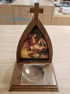 Capelinha mad porta intenções Sagrada Família - 167507464