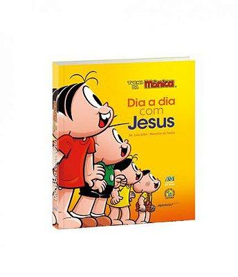Dia a dia com Jesus Turma da Mônica - 616317
