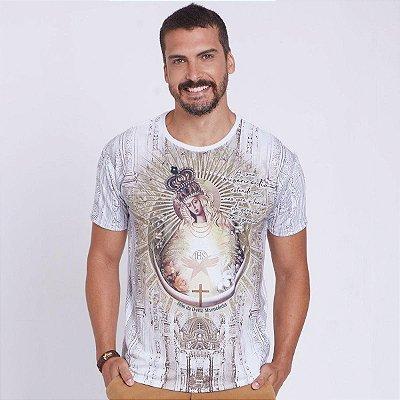 Camiseta Mãe da Divina Misericórdia DVE4229 - DVP049
