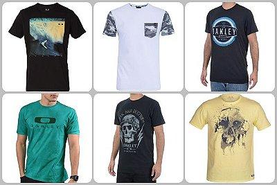 d075883e07dcc Camisetas Oakley no Atacado - Kits de 03 a 50 peças