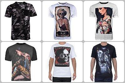 Camisetas MCD no Atacado - Kits de 03 a 50 peças bf067fd0f0a