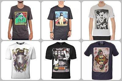 1005bc718 Camisetas Quiksilver no Atacado - Kits de 03 a 50 peças - Roupas de ...