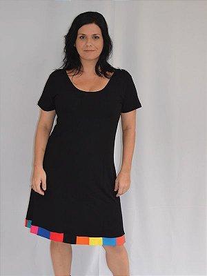 Vestido Feminino Maracatu