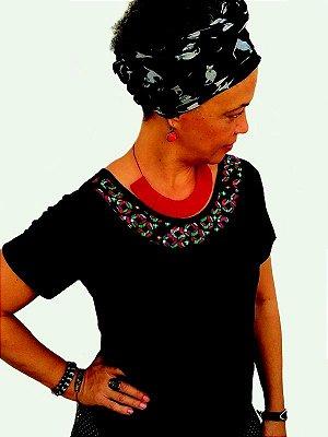 Baby Look Afro Malu