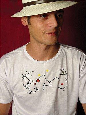 Camiseta Miró Alegoria