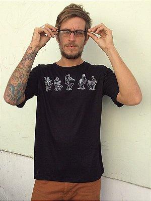 Camiseta Roda de Choro