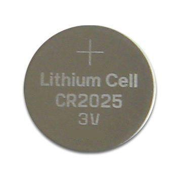 Bateria de Lítio CR2025 Flex