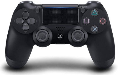 Controle S/Fio SONY Dualshock PS4 Preto