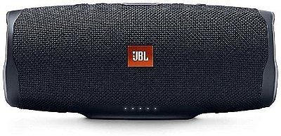 Caixa Bluetooth Charge 4 resistente à água, 20hs de reprodução, 30W