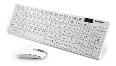 Kit Teclado e Mouse Sem Fio K-06