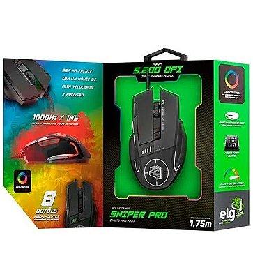 Mouse Gamer Sniper Pro